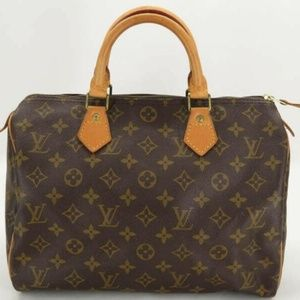 Louis Vuitton Monogram Speedy 30 871809